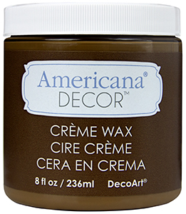 Creme Wax Golden Brown 8 oz