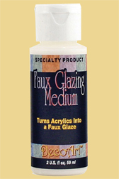 Faux Glazing