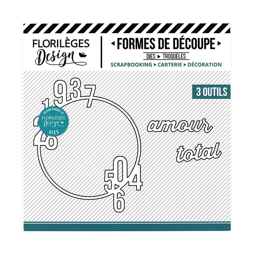 Ronde d'etoiles - Florileges Designs